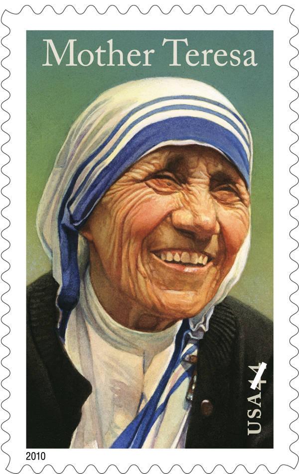 Mother-Teresa-US-Postage-Stamp